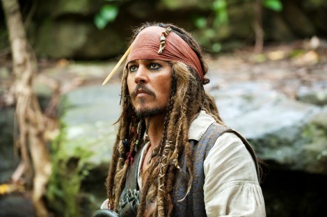 Johnny Depp injured on Pirates of the Caribbean