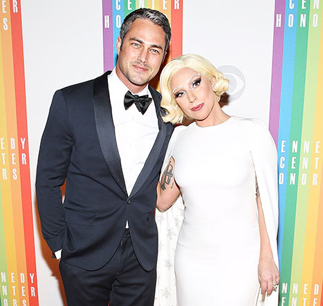 Taylor Kinney and Lady Gaga Wedding Singer Announced