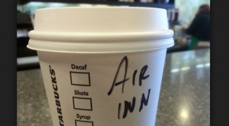 Starbucks Name Fails 10