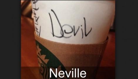 Starbucks Name Fails 13