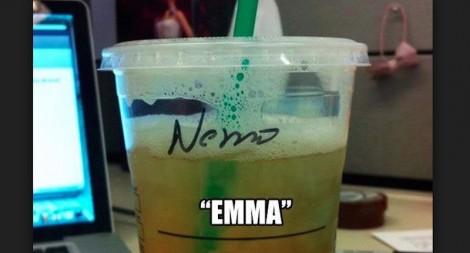 Starbucks Name Fails 19