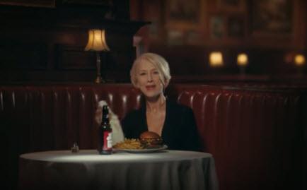 Helen Mirren Skewers Drunk Drivers In Budweiser Superbowl Commercial [VIDEO]